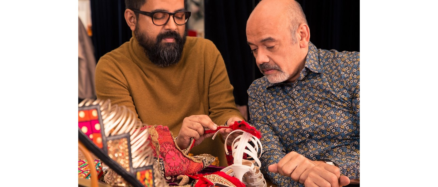 cc0392cfc30 Maison - Christian Louboutin to launch capsule collection with Sabysachi