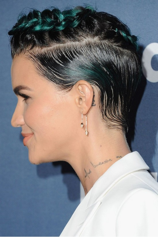 Maison - The pixie cut hairstyle: it's short, chic and the A