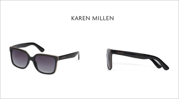 521de295c17 Maison - Karen Millen s tips to help you choose sunglasses like a pro